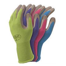 Captivating Atlas Nitrile Gardening Gloves